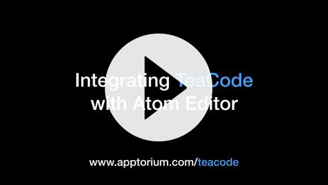 TeaCode – write code super fast! | Apptorium